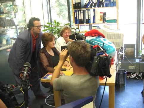 TV8 Interview